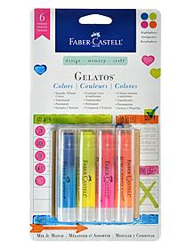 Gelatos Colors Highlighters