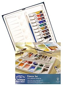 Cotman Water Colour Palette Set