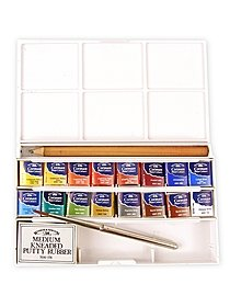 Cotman Water Colour Deluxe Sketchers' Pocket Box