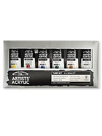 Professional Acrylic Colour Basic Set set of 6 89792