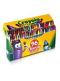 Crayons box of 8 58676