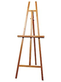 Museum Wooden Easel