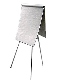 Aluminum Display & Sign Easel