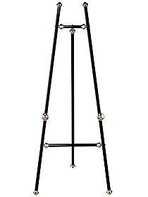Black & Brass Display Easel