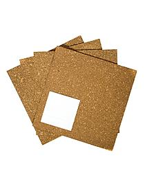 Cork Tiles pack of 4