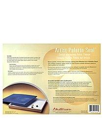 Artist Palette Seal palette seal