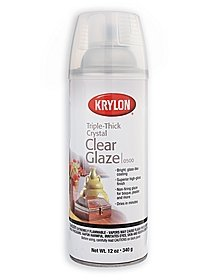 Crystal Clear Spray Triple-Thick Glaze