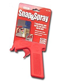 Snap & Spray Handle
