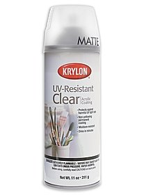Spray UV-Resistant Clear