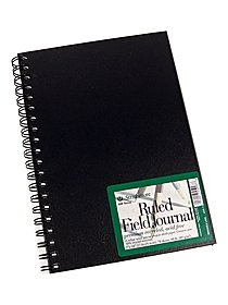 Ruled Field Journal
