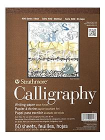 400 Series Calligraphy Pad