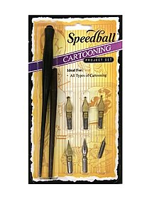 Cartooning Pen Set