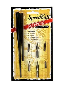Mapping Pen Set