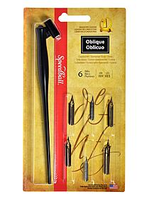 Oblique Pen Set