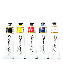 Chromacryl Students' Acrylic Paint Set