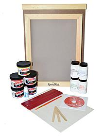 Deluxe Screen Printing Kit