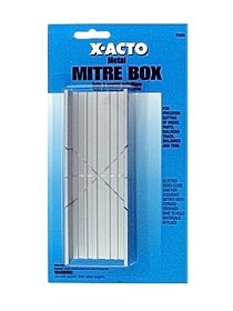 Small Mitre Box metal mitre box 83157