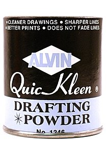 Quic-Kleen Drafting/Cleaning Powder