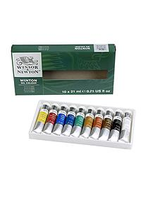 Winton Oil Colour Basic Set