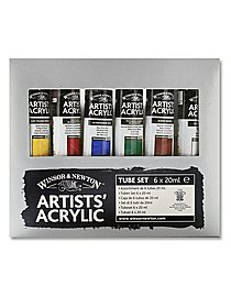 Artists' Acrylic Colour Introductory Set