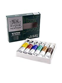 Winton Oil Colour Intro Set