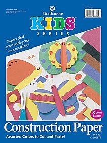 Kids Construction Paper