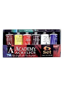 Academy Acrylic Introductory Set
