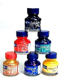 Calligraphy Ink Intro Set
