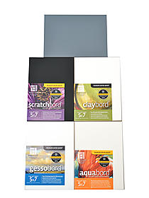 Claybord Multi-Pack