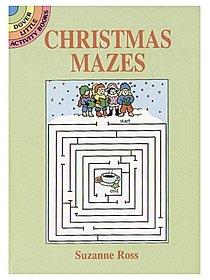 Christmas Mazes Christmas Mazes