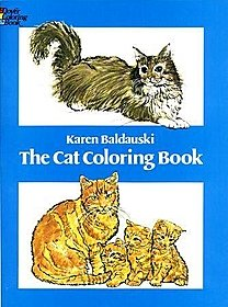 The Cat Coloring Book The Cat Coloring Book