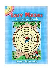 Easy Mazes Activity Book Easy Mazes Activity Book