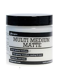 Multi Medium Matte 1 oz. brush-on jar
