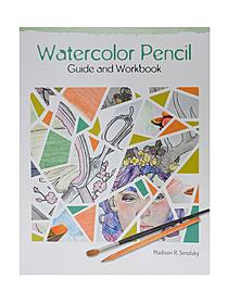 Watercolor Pencil Guide & Workbook