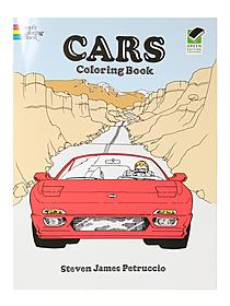Cars Coloring Book Cars Coloring Book