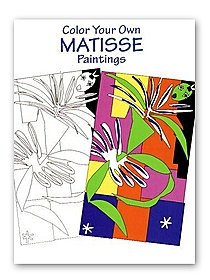 Color Your Own Matisse Paintings Color Your Own Matisse Paintings