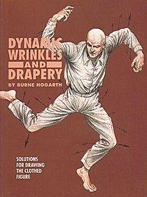 Dynamic Wrinkles and Drapery; Solutions for Drawing the Clothed Figure