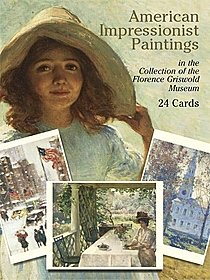 American Impressionist Paintings Cards