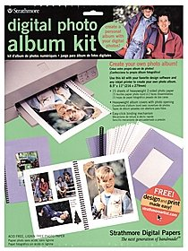 Digital Photo Album Kit