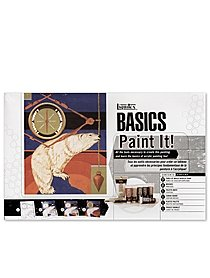 Basics Acrylics Paint It Set each 40237