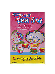 Teeny Tiny Tea Set Mini Kit