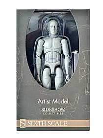 Art S. Buck Artist's Model female 22920