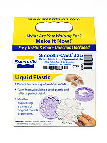 Smooth-Cast 325 ColorMatch Liquid Plastic Compound