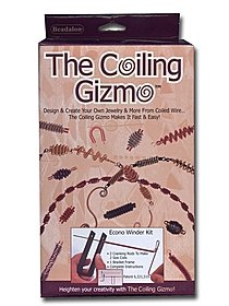 The Coiling Gizmo wire coil kit
