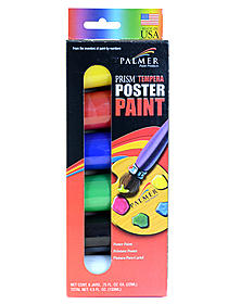 Prism Tempera Poster Paint Set