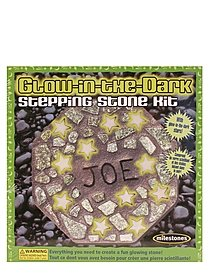 Glow-in-the-Dark Stepping Stone Kit