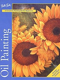 Oil Painting: A Complete Painting Kit for Beginners