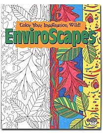Scapes Coloring Books
