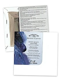 Artists' Canvas 30 in. x 40 in. carton of 6