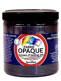 Opaque Fabric Screen Printing Inks